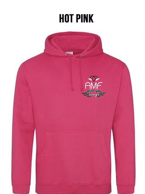 AMF GIVES YOU WINGS  - HOODIE