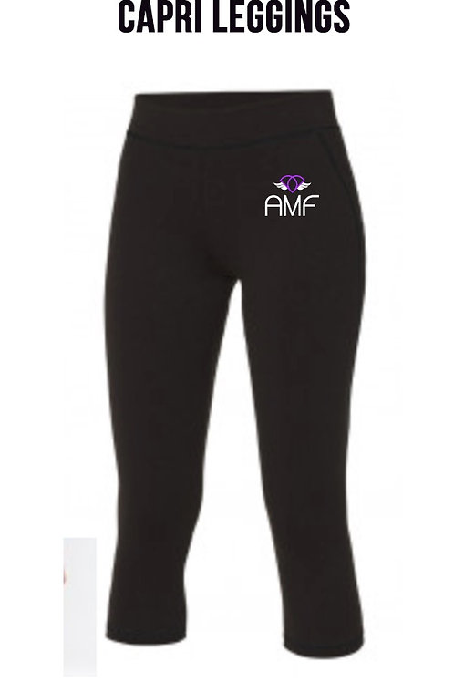 AMF Classic Capris - NM