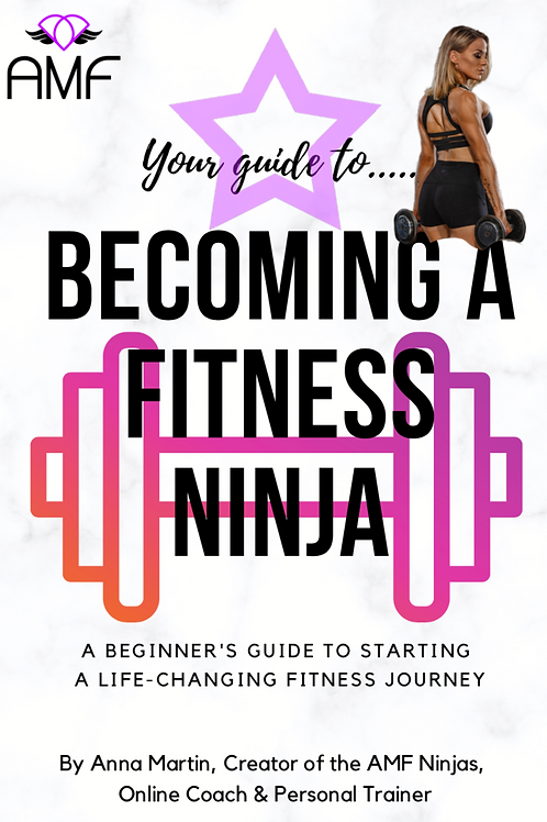 BEGINNERS GUIDE TO BECOMING A NINJA