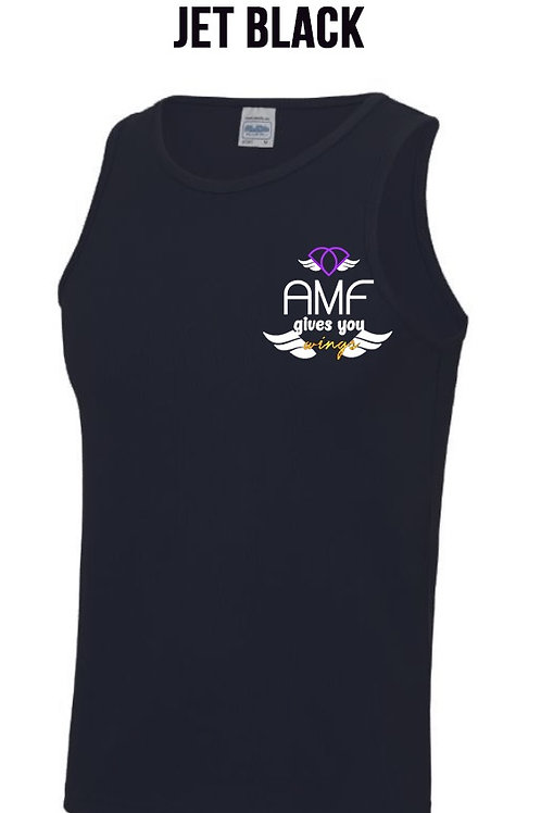 AMF Gives You Wings - Men's Performance Vest