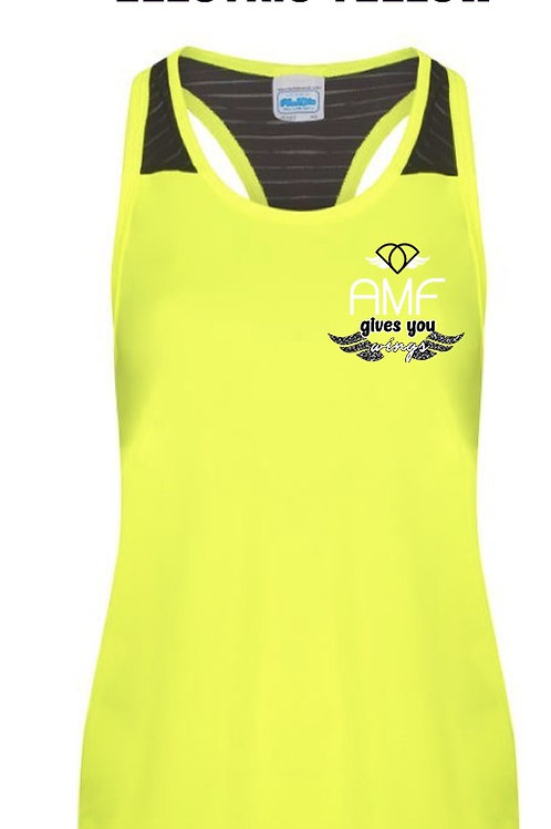 AMF Gives You Wings - Women's Performance Vest