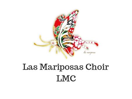 Las mariposas choir