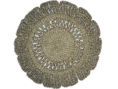 Round-Wave Place Mat