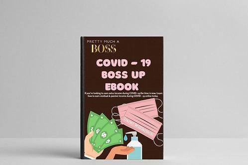 COVID-19 Boss Up Ebook