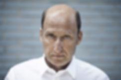 Bruno Georis acteur belge chauve