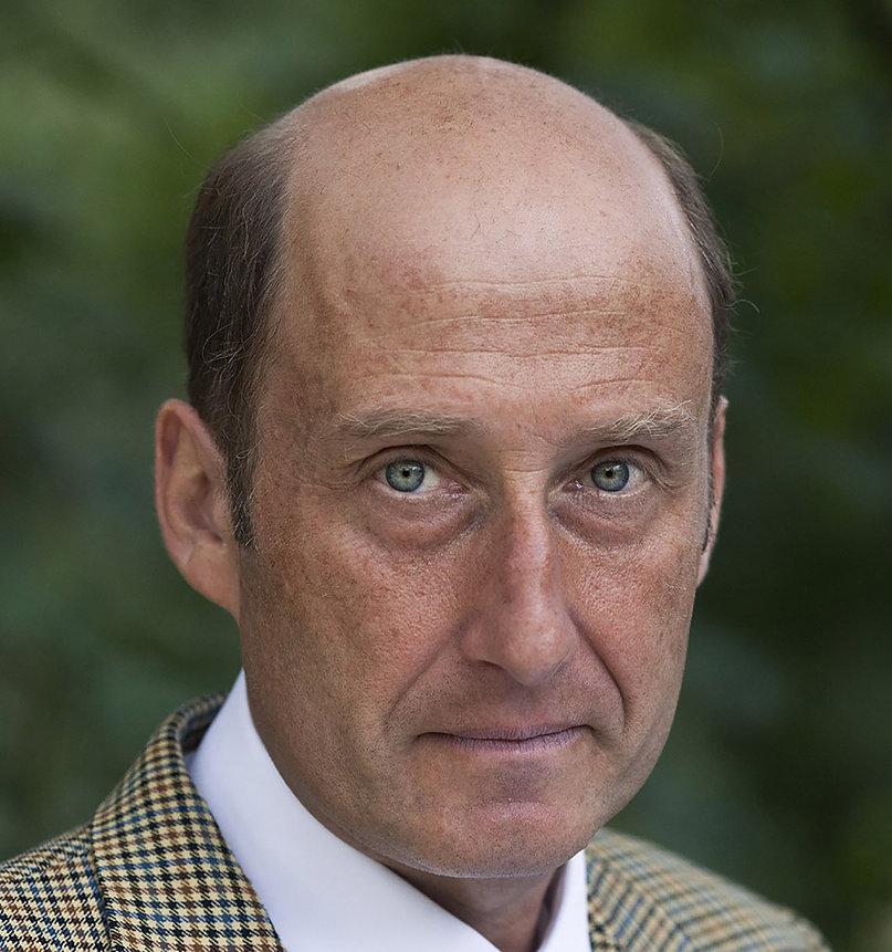 Bruno Georis comédien belge chauve