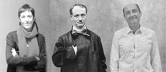 Amusea : promenade Charles Baudelaire