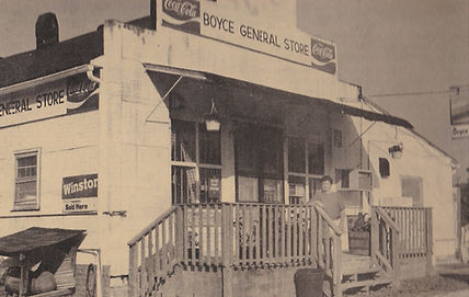 Boyce Store 1991