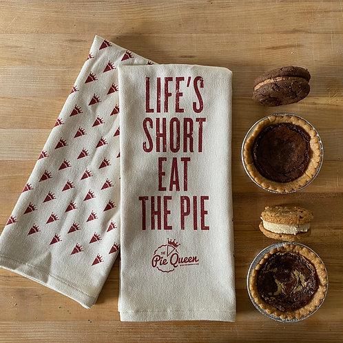 Life's Short, Eat the Pie Set