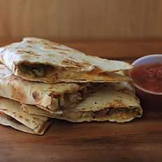 Ultimate Chicken Quesadilla