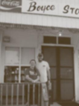 Brad & Brie- 2012