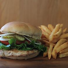 Grilled Tenderloin Sandwich