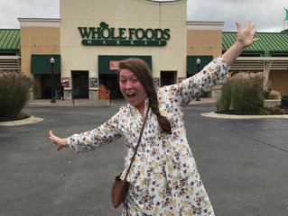Spotted: Whole Foods