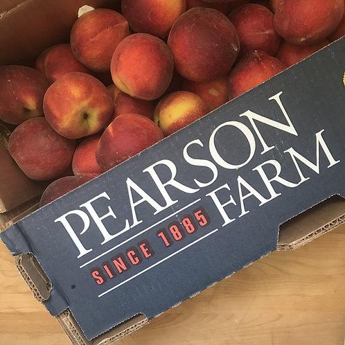 25lb Box Fresh Georgia Peaches