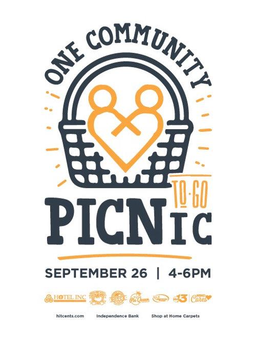 One Community Picnic To Go