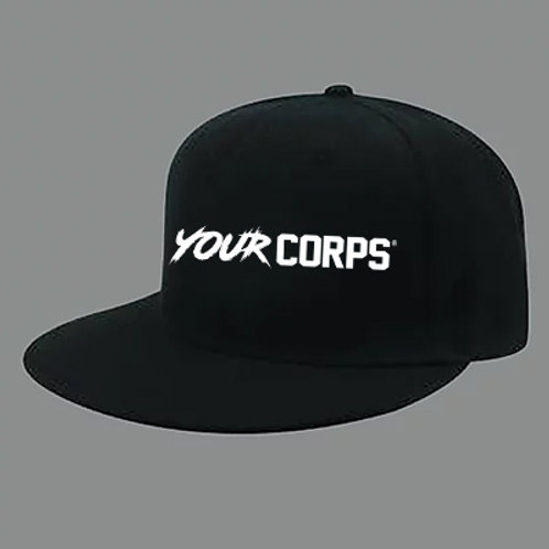 Snap-Back Cap (Embroidered)