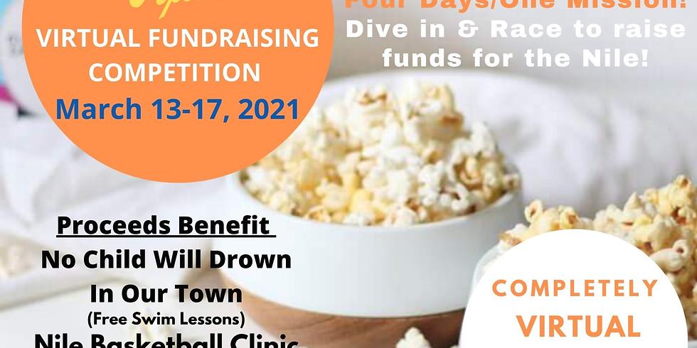 Swimming In Popcorn Fundraiser