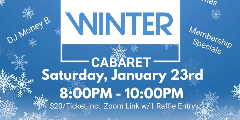 Virtual Winter Cabaret