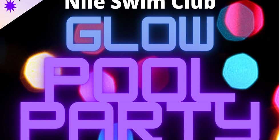 Glow Pool Party