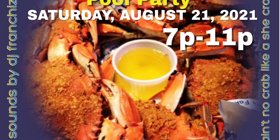 Seafood Festival Pool Party