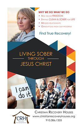 Christian Recovery Houses download flyer