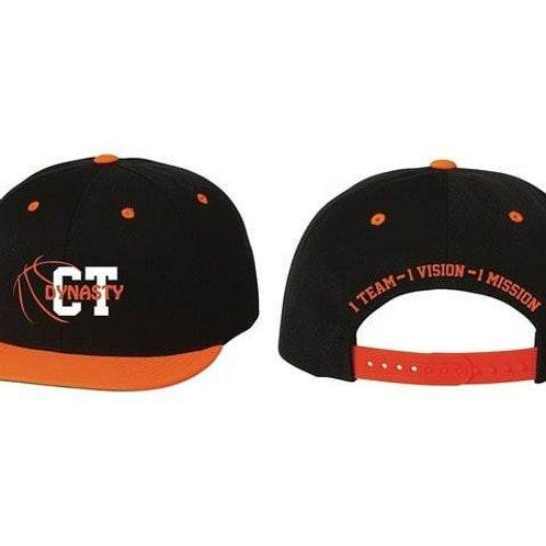 CT Dynasty Men's snapback hats