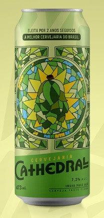 Cerveja Cathedral IPA