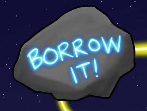 Borrow it!