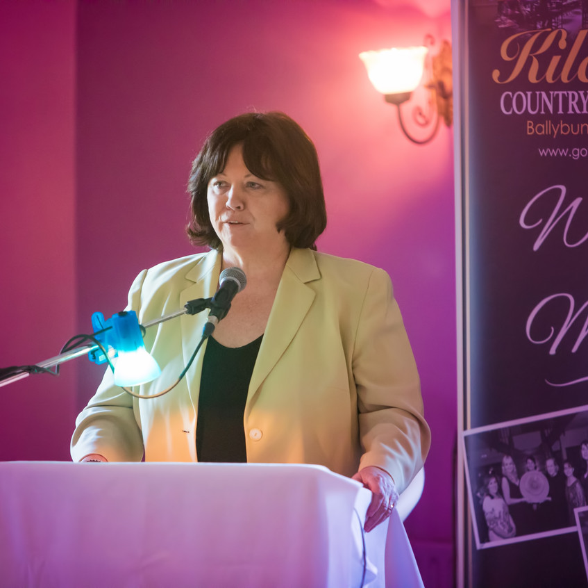 Mary Harney Opening Address