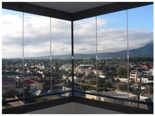 The benefits of having glass sliding doors