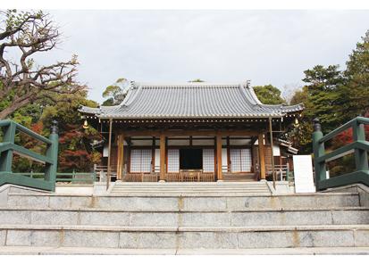 ⼩⽯観⾳寺