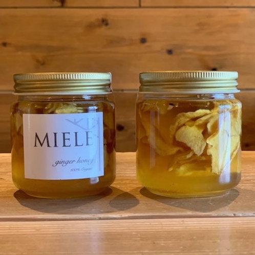 乾燥生姜蜂蜜