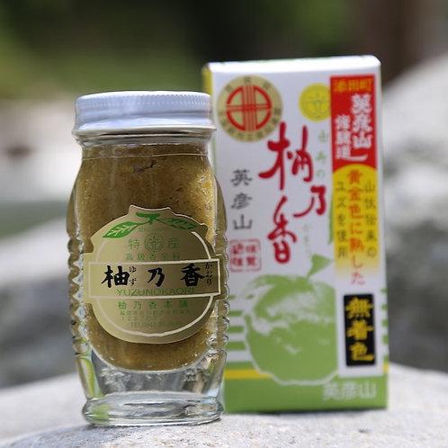 柚乃香 瓶入り完熟無着色タイプ50g