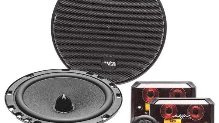 """SK6.5"""" 2 Way Component Speaker System"""