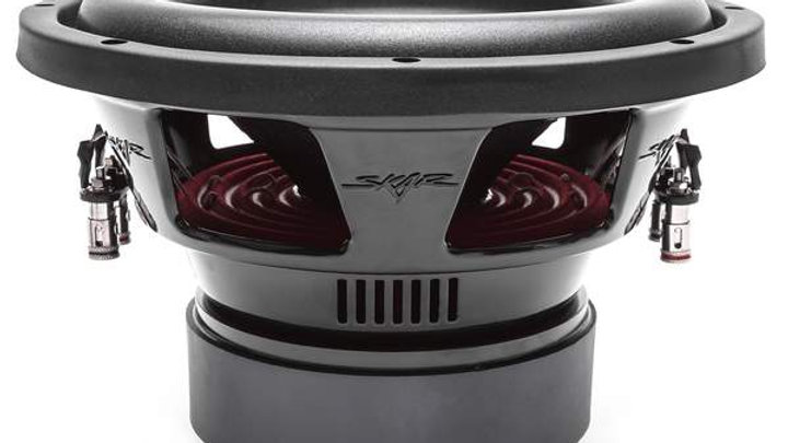 """Skar Audio SDR-10 D2 - 10"""" Component Car Subwoofer"""