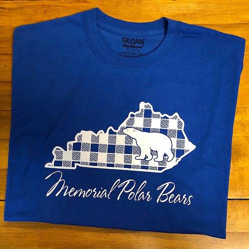 Memorial Buffalo Plaid Short Sleeve