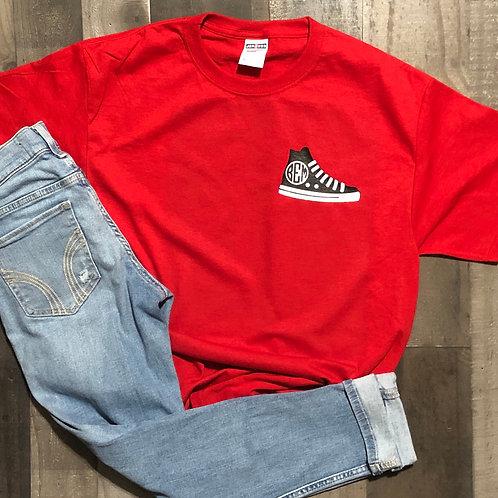 Sneaker Monogram Short Sleeve