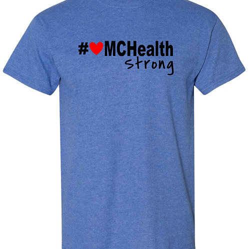 #MCHealthstrong