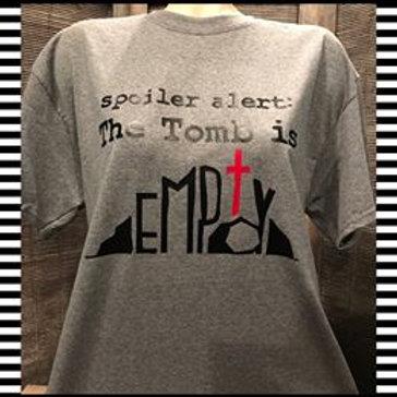 Spoiler Alert: The Tomb is Empty