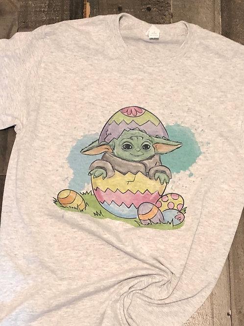 Baby Yoda Easter Egg (Sublimation)