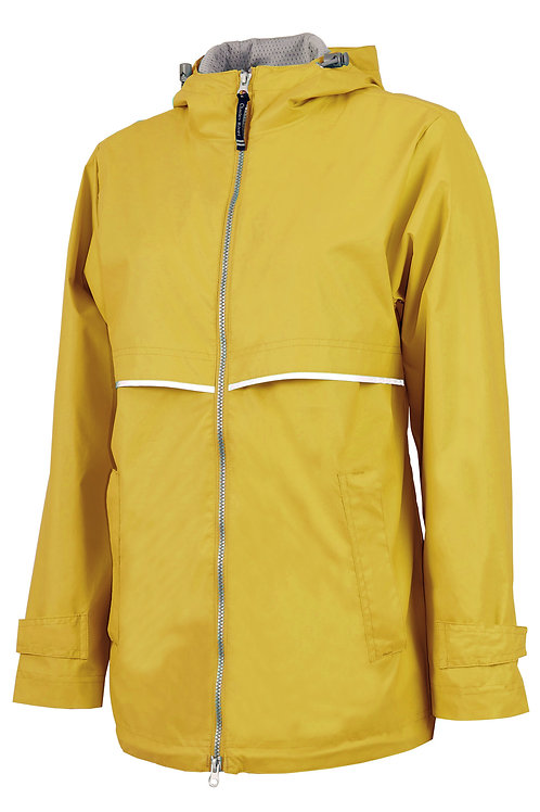Buttercup Charles River Rain Jacket