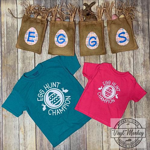 Egg Hunt Champion Toddler
