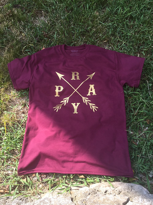 Pray (Short/Long Sleeve)