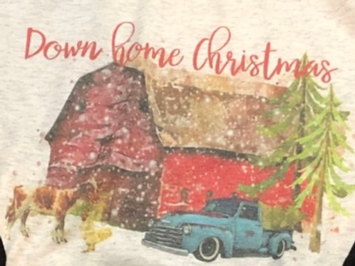 Down Home Christmas Sweatshirt