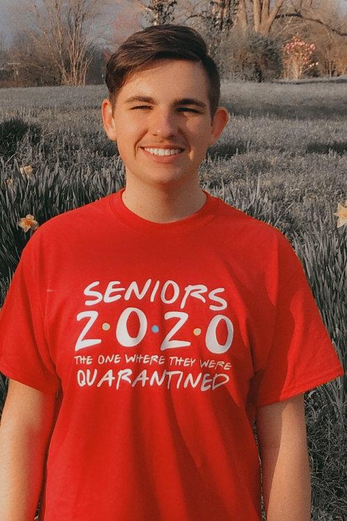 Seniors 2020 Quarantined