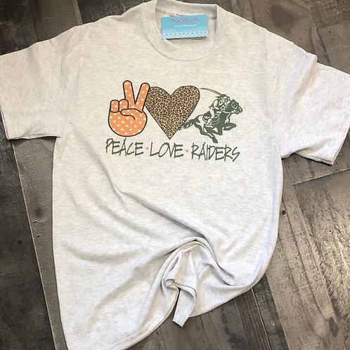 Peace Love Raiders