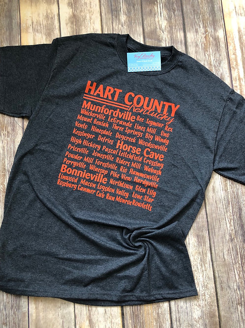 Hart County Towns