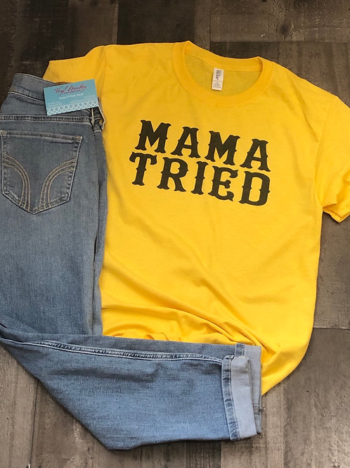 Mama Tried (Sub)