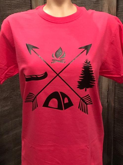Camping Arrows