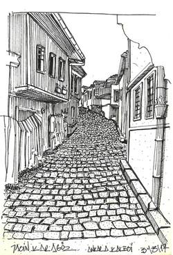 Ankara Kale içi mahallesi